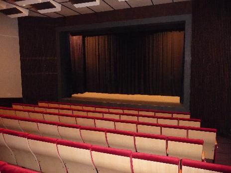 Malý sál kino